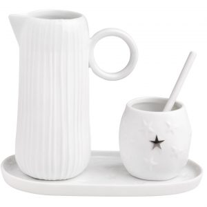 Milch/Zucker