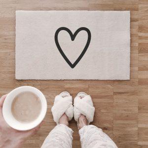 Fußmatte